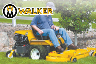 Walker Mower